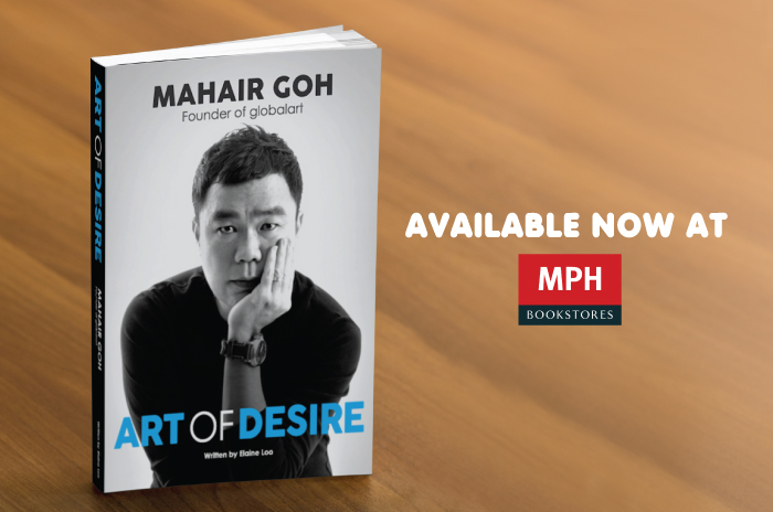 mahair goh-art of desire